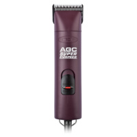 Andis AGC Super 2-Speed Detachable Blade Clipper [Burgundy]