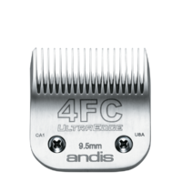 Andis UltraEdge Detachable Blade Size 4FC, 9.5mm