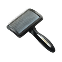 ANDIS Premium Soft-Tooth Slicker Brush