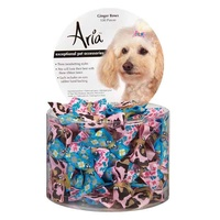 ARIA Ginger Bows 100PC