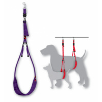 Blackdog Adjustable Grooming Body Sling