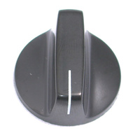 Double K 560 Cage Dryer Knob Switch Black
