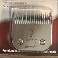 Groomtech A5 Detachable Blade Size 7, 3.2mm