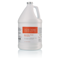 iGroom Squeaky Clean Shampoo 1 Gallon (3.8L)