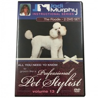 JODI MURPHY DVD Volume 13: Poodle (2 DVD Set)