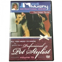 Jodi Murphy DVD Volume 19: Welsh Terrier