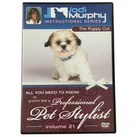 JODI MURPHY DVD Volume 21: The Puppy Cut