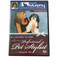 Jodi Murphy DVD Volume 33: The Havanese