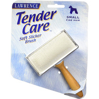 Lawrence Tender Care Slicker Brush - Small