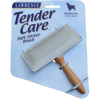 Lawrence Tender Care Slicker Brush - Medium