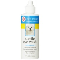 Miracle Care Sterile Eye Wash 4oz (118ml)