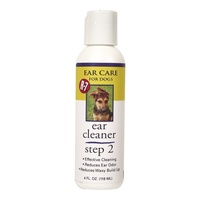 MIRACLE CARE Ear Cleaner 4oz (118ml)
