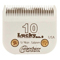 OSTER Lucky No. 9 Cat Blade Size 10, 1.6mm