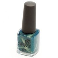 Pawz Dog Nail Polish Mint Green (Metallic/Shimmer) 9ml