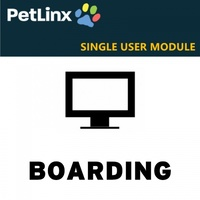 PetLinx Single User - Boarding