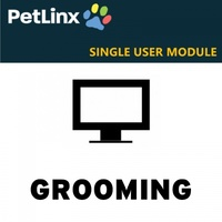 PetLinx Single User - Grooming