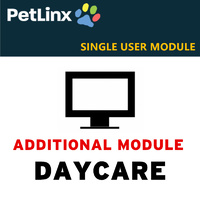 PetLinx Single User - Daycare (Additional)