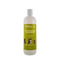 Petway De-Shedding Shampoo 500ml