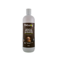 Petway Gentle Protein Shampoo with Aloe Vera & Baking Soda 500ml