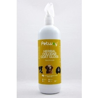 PETWAY Herbal Cologne Coat Gloss 250ml