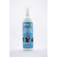 Petway Powder Cologne Coat Gloss 250ml