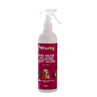 Petway Pink Musk Cologne Coat Gloss 250ml
