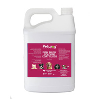 PETWAY Pink Musk Cologne Coat Gloss 5L