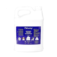 PETWAY Wicked White Whitening & Stain Removal Shampoo 5L