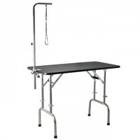 SHERNBAO Height Adjustable Grooming Table - Large