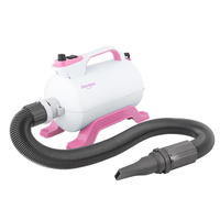 SHERNBAO Cyclone Single Motor Dryer SHD1800 (Pink)