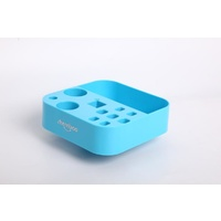 Shernbao Groomer's Tool Storage Caddy [Blue]