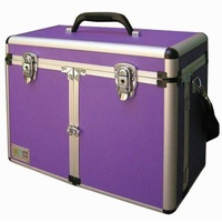 SHEAR MAGIC Grooming Tool Box (Purple)