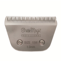 Shear Magic Wide Blade Size 15, 1mm