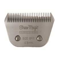 Shear Magic Wide Blade Size 6F, 4.8mm