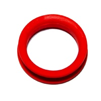 Show Tech Finger Ring Large 24mm Red