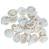 Show Tech Finger Condoms White 100 Pack - Medium