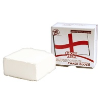 Show Tech English Magnesium Chalk Block for Hand Stripping