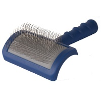 Show Tech Tuffer Than Tangles Slicker Brush (Long Soft Pin) - Medium #22