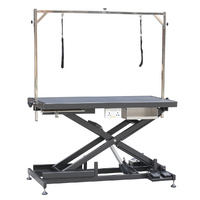 Aeolus Low-Low PRO Electric Lifting Table with Air Switch (Black)