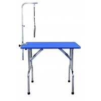 AEOLUS Deluxe Grooming Table (Blue) - Medium