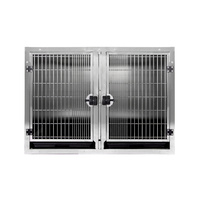 AEOLUS KA505T Stainless Steel Modular Cage (2019 Model) - Large Only
