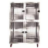 AEOLUS KA509T Stainless Steel Modular Cage (2019 Model) - Design 4