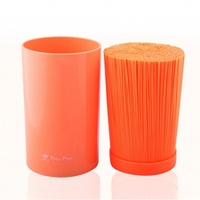 AEOLUS Stump Scissors Cylinder - Orange