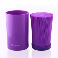 Aeolus Stump Scissors Cylinder - Purple