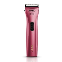 Wahl SuperGroom Cordless Clipper Radient Pink with 5 in 1 Blade
