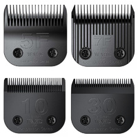 WAHL Ultimate Competition Series Blade 4-Pack Kit