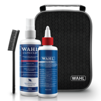 Wahl Blade Care Accessories Pack, Cleaning, Disinfectant & Storage Combo
