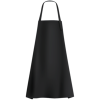 Wahl Salon Stylist Cover Up Black Vinyl Apron
