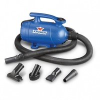 XPOWER 2 HP 2-Speed 2-in-1 Pet Dryer and Vacuum B2