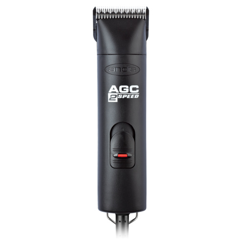 Andis AGC 2-Speed Detachable Blade Clipper [Black]